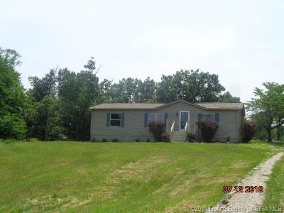 Clark County Single Family Home For Sale: 406 Seatick Road