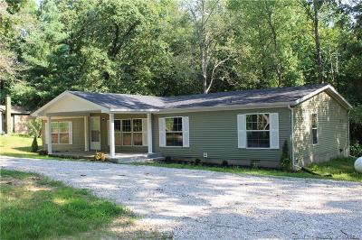 Harrison County Single Family Home For Sale: 95 Old State Road 64 NE