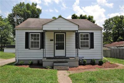 Clark County Single Family Home For Sale: 315 Lincoln Avenue W