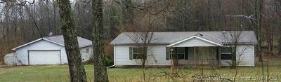 Washington County Single Family Home For Sale: 3768 N Shell Lane