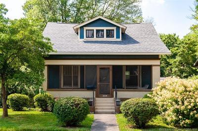 Floyd County Single Family Home For Sale: 1805 Depauw Avenue