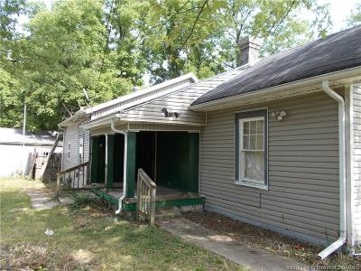 Floyd County Single Family Home For Sale: 814 West Street