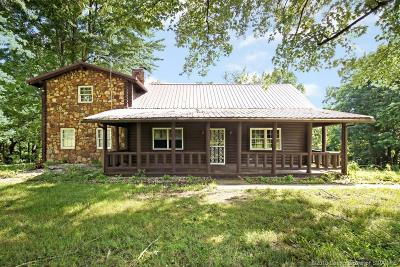 Crawford County Single Family Home For Sale: 2824 E Magnolia Road