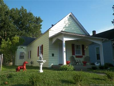 Floyd County Single Family Home For Sale: 2128 Morton Avenue