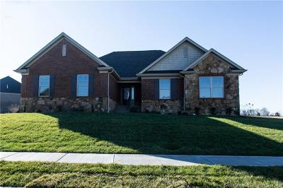 Clark County Single Family Home For Sale: 3017 Hawks Landing Drive