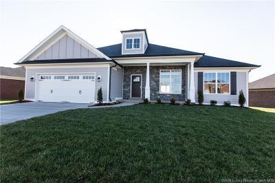 Clark County Single Family Home For Sale: 5614 Covington Drive