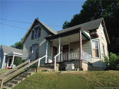 Harrison County Single Family Home For Sale: 307 E Walnut Street