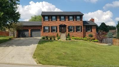 Floyd County Single Family Home For Sale: 4536 Shadyview Drive