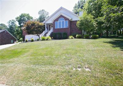 Floyd County Single Family Home For Sale: 4115 Morning Drive