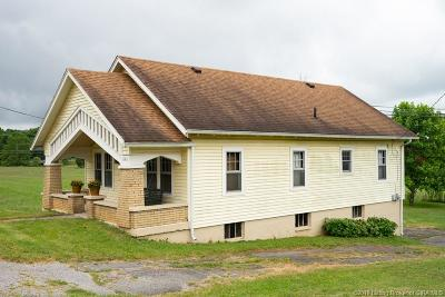 Harrison County Single Family Home For Sale: 7140 Main St Hwy 62