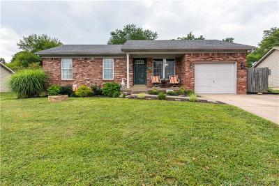 Clark County Single Family Home For Sale: 111 Borden Ridge Drive