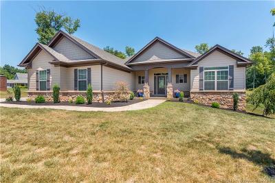 Harrison County Single Family Home For Sale: 2981 Crescent Hill Drive NE
