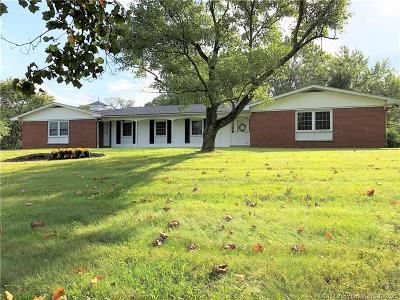 Floyd County Single Family Home For Sale: 6902 Highway 111