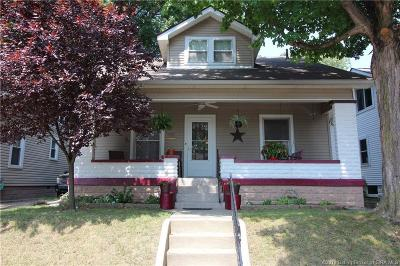New Albany Single Family Home For Sale: 1260 Vance Avenue