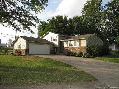 Clark County Single Family Home For Sale: 3002 Hamburg Pike