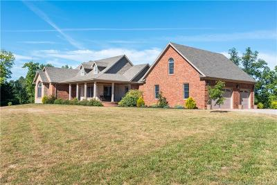 Washington County Single Family Home For Sale: 3155 Poplar Branch Road