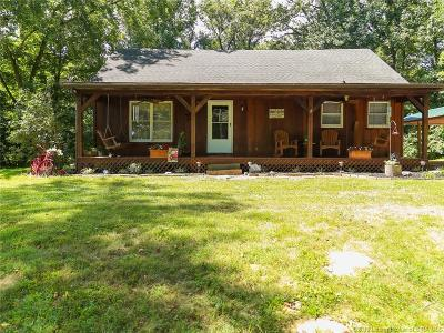 Borden Single Family Home For Sale: 17351 Sumner Road