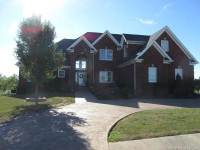 Henryville Single Family Home For Sale: 1807 Medinah Way