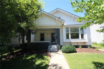 New Albany Single Family Home For Sale: 711 E Market Street