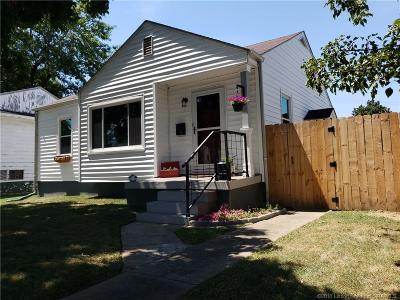New Albany Single Family Home For Sale: 124 Adams Street