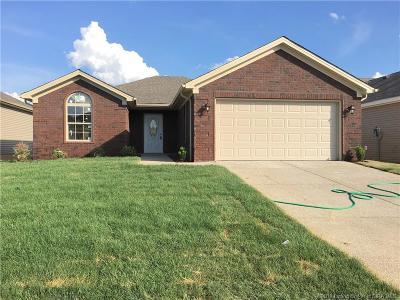 Sellersburg Single Family Home For Sale: 7609 Samuel (139mm) Drive
