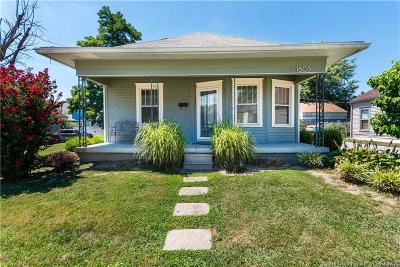 New Albany IN Single Family Home For Sale: $106,900