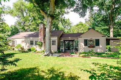 New Albany Single Family Home For Sale: 2851 Silver Creek Drive