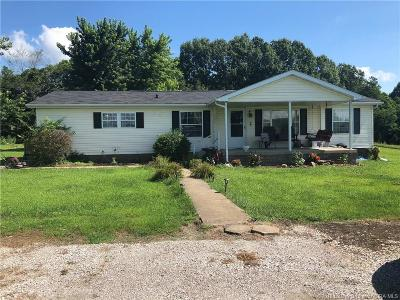 Crawford County Single Family Home For Sale: 2898 N Williams Ridge Road