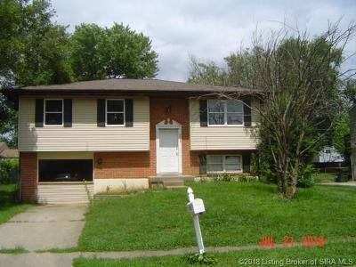 Clark County Single Family Home For Sale: 305 Webster Boulevard
