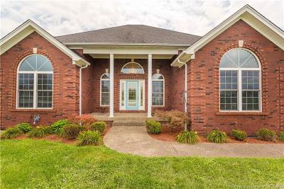 Clark County Single Family Home For Sale: 8308 Hidden River