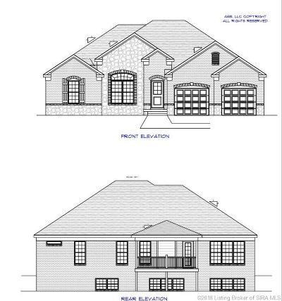 Clark County Single Family Home For Sale: 1105 Azelea Court