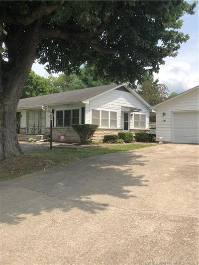 Harrison County Single Family Home For Sale: 1250 Spencer Avenue