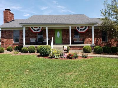 Georgetown Single Family Home For Sale: 1762 Hidden Place Drive