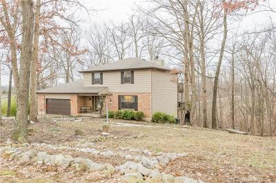 Lanesville Single Family Home For Sale: 1102 Pinewood Drive