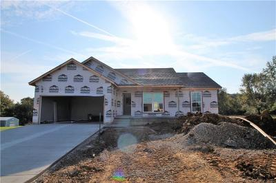 Georgetown Single Family Home For Sale: 6009 - Lot 164 Kate Circle