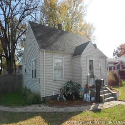 Clark County Single Family Home For Sale: 1620 E 8th Street