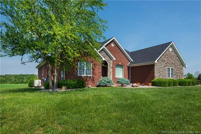 Harrison County Single Family Home For Sale: 1314 State Highway 335 NE