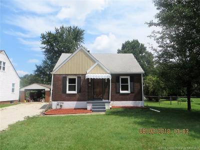 Clarksville Single Family Home For Sale: 426 N Clark Boulevard