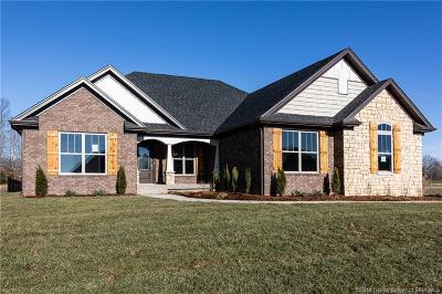 Henryville Single Family Home For Sale: 1602 Augusta Parkway