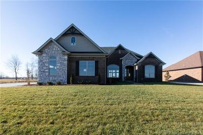 Henryville Single Family Home For Sale: 1718 Augusta Boulevard