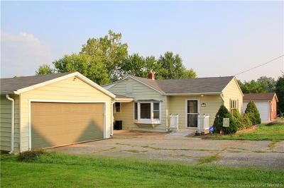 Georgetown Single Family Home For Sale: 1745 Kepley Road