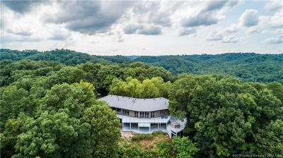 Floyd County Single Family Home For Sale: 3257 Lands End