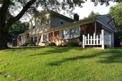 Jeffersonville Single Family Home For Sale: 405 Creek Road