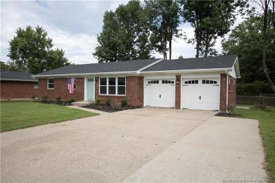 Floyd County Single Family Home For Sale: 3312 Ridgewood Drive