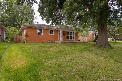 New Albany Single Family Home For Sale: 412 Wedgewood Drive