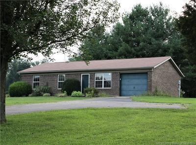 Greenville Single Family Home For Sale: 8749 Tom Evans Road