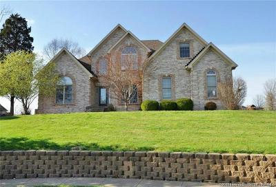 Floyd County Single Family Home For Sale: 3003 Timber Wolf Court