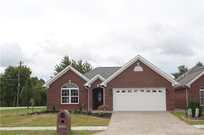 New Albany IN Single Family Home For Sale: $234,900