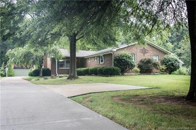 New Albany Single Family Home For Sale: 7 Chapelwood Drive