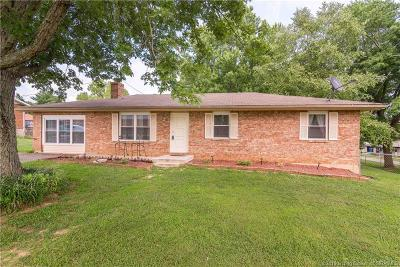 Floyd County Single Family Home For Sale: 1640 Bowman Drive